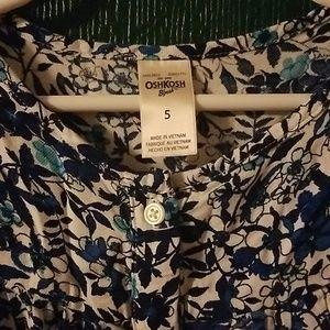 Shirts & Tops - OshKosh blouse
